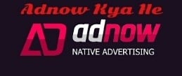 Adnow Native Advertising