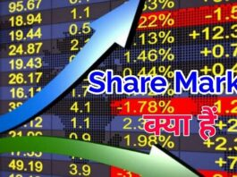 Whats is Share Market in Hindi
