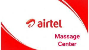 airtel sms center number