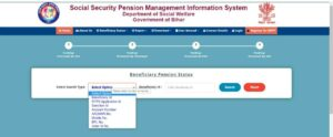 pension payment enquiry