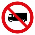 Truck Prohibited