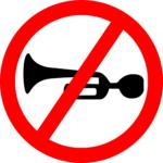 no horn signal