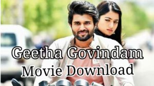 geetha govindam movie