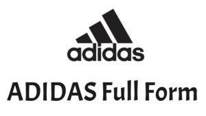 adidas full form