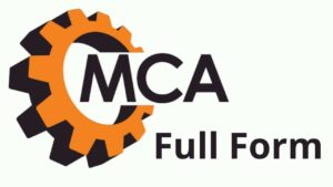 MCA Full Form in Hindi